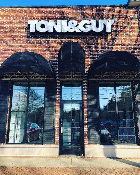Toni&Guy Webb Bridge